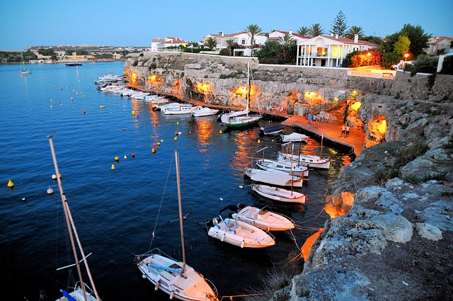 <strong>Romantic Hotels in Menorca</strong>