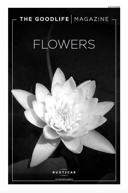 THE GOODLIFE MAGAZINE Nº 7 - FLOWERS