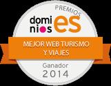 Mejor Web de Turismo y Viajes 2014