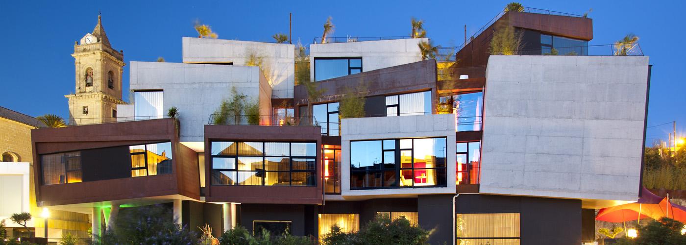 Pasión por la arquitectura