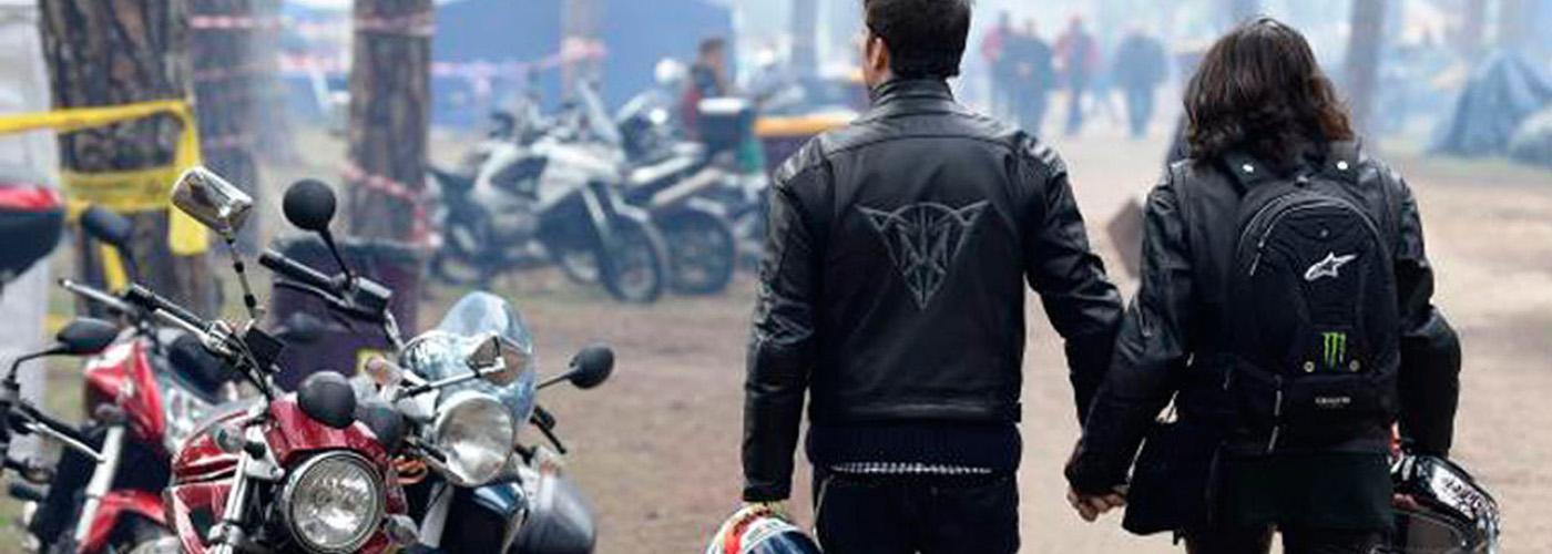 I love motos