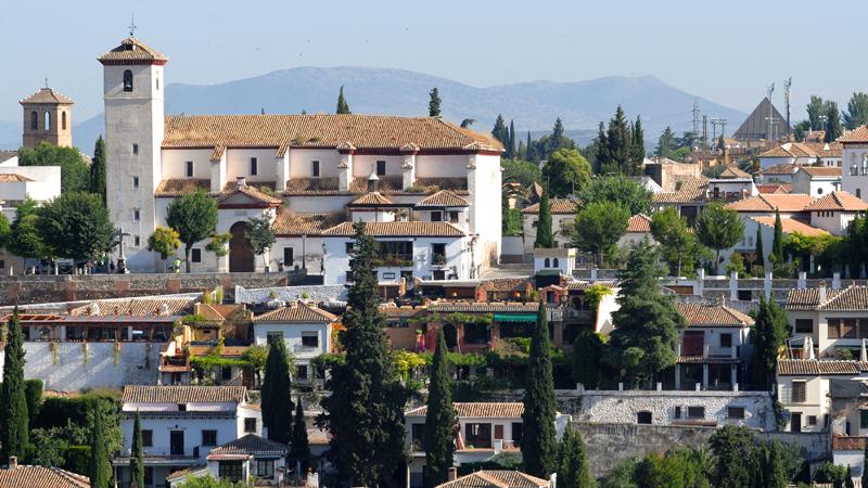 Hoteles en Granada de lujo romanticos casas rurales Granada
