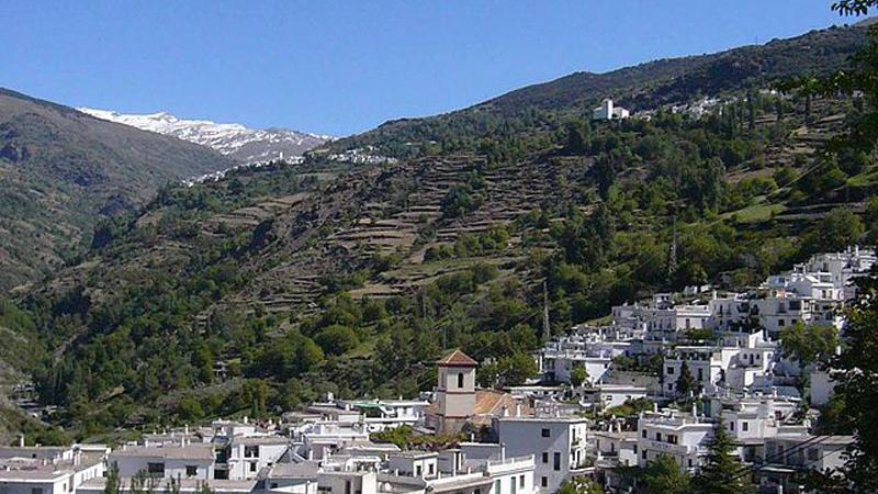 <strong>Casas Rurales en Granada</strong>