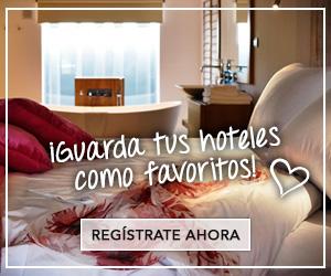 Guarda tus Hoteles como Favoritos