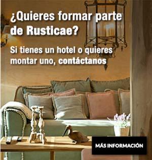 ¿Quieres formar parte de Rusticae?
