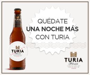 Quédate una noche más con Turia