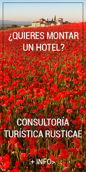Hoteles con encanto Consultoría Turística Rusticae