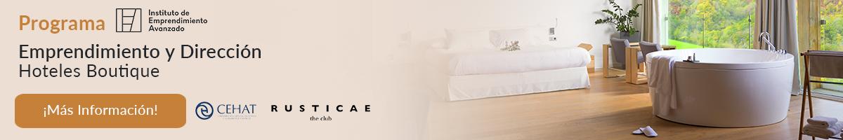 Hoteles con encanto Programa IEA