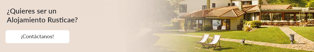Hoteles con Encanto - Ser un alojamiento Rusticae