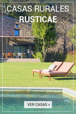 Hoteles con Encanto y Casas Rurales Rusticae