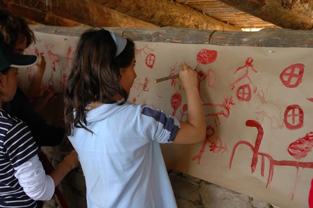 <strong>Escapadas con Niños - pinturas</strong>