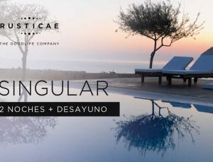 Tarjeta Regalo 2 noches -Singular