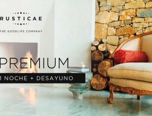 Tarjeta Regalo 1 Noche -Premium