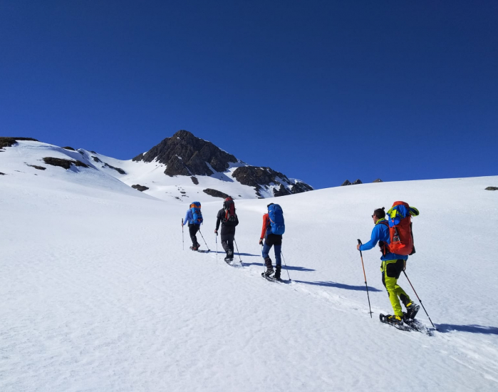 "Experience ""Aragonese Pyrenees: Snow & Relax"""